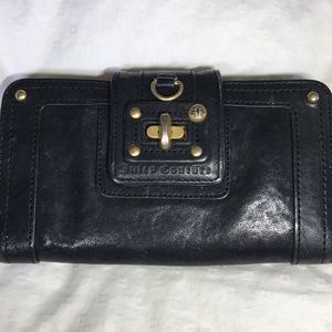 👑Juicy Couture genuine leather wallet